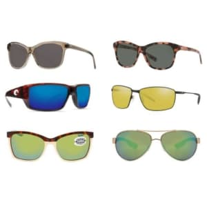 Costa Del Mar Sunglasses at WatchMaxx: Up to 64% off