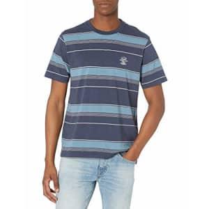 Rip Curl Men's Big Boys' Searchers Nomad TEE Shirt, Indigo, S for $40