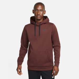 Nike Men's Therma Pullover Training Hoodie for $28