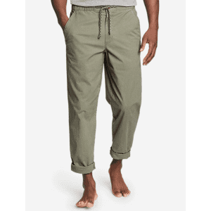 Eddie Bauer Men's Top Out Ripstop Pants for $49