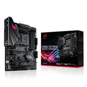 ASUS ROG Strix B450-F Gaming II AMD AM4 ATX Gaming Motherboard for $133