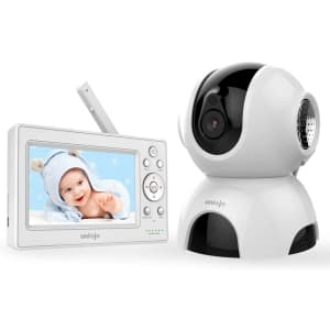 Uniojo Video Baby Monitor with Camera for $80
