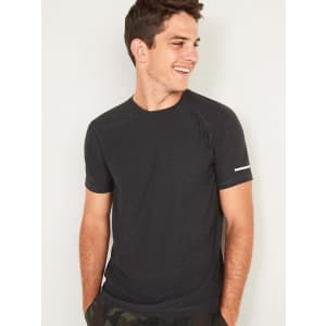 Old Navy Men's Ultra-Soft Breathe ON T-Shirt for $10