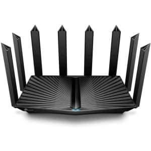 TP-Link AX6600 WiFi 6 Tri-Band Gigabit Router for $330