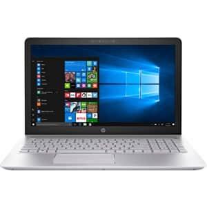 2019 HP Pavilion 15.6-inch Full HD (1920 x 1080) Touchscreen Premium Laptop, Intel Core i5-8250u for $697