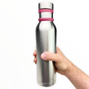 25-oz. Double Walled Stainless Steel Bottle for $5