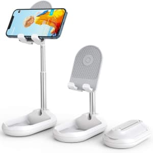 Licheers Cell Phone Stand for $10