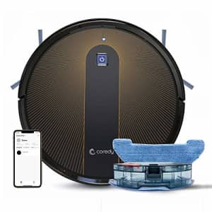 Coredy R750 Robot Vacuum Cleaner, Compatible with Alexa, Mopping System, Boost Intellect, Virtual for $193