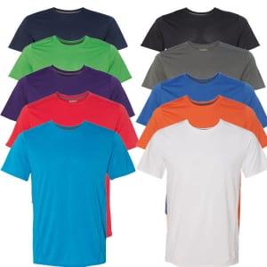 Gildan Men's Performance Tech T-Shirt 6-Pack for $30
