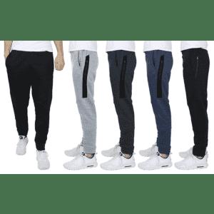 ASST Men's / Women's Joggers 3-Pack for $25