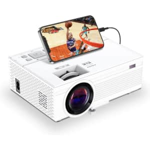 Towond Mini Projector for $60