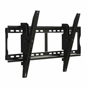 Atlantic Tilting TV Wall Mount - Tilting Wall Mount for Flat Screen TVs 37-84 inch, PN63607069 for $65