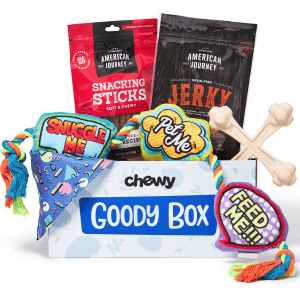 Goody Boxes at Chewy: Up to $15 off