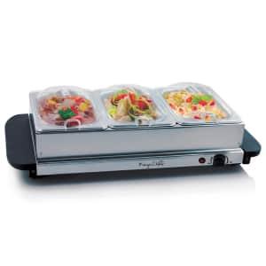 MegaChef Buffet Server / Food Warmer for $36