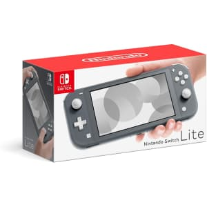 Nintendo Switch Lite 32GB Console for $199