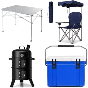 Grills, Patios, and Outdoor at Costway: Up to 25% off