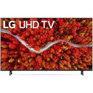 "LG 65UP8000PUA Alexa Built-in 65"" 4K Smart UHD TV (2021) for $777"