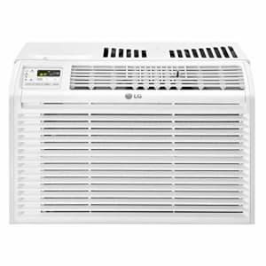 LG LW6017R 6,000 BTU 115V Window Air Conditioner (Renewed) for $166