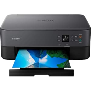 Canon TS6420 All-In-One Wireless Printer for $100