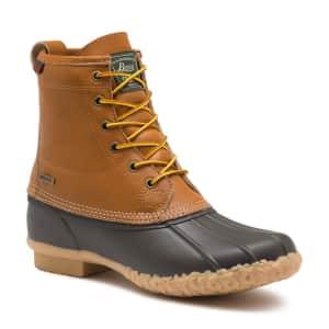 G.H. Bass & Co. Men's Mallard Classic Duck Boots for $59