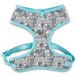 Skechers BOBS Woof Party Dog Harness for $12