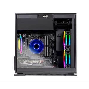SkyTech Legacy Mini - Gaming Computer PC Desktop Ryzen 7 2700 8-Core 3.2 GHz, NVIDIA GeForce GTX for $1,400