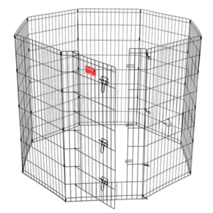 Lucky Dog Wire Exercise Pen for $50