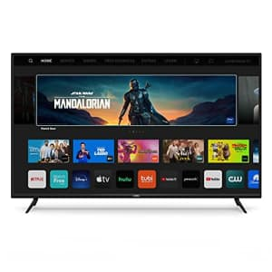 VIZIO 70-Inch V-Series 4K UHD LED HDR Smart TV with Apple AirPlay and Chromecast Built-in, Dolby for $648