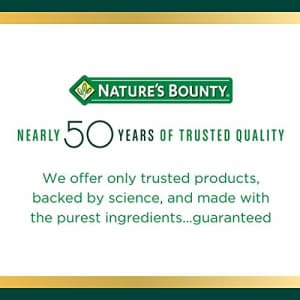 Nature's Bounty Vitamin B12 Dual Layer Supplement, Half Quick Release and Half Extended Release, for $27