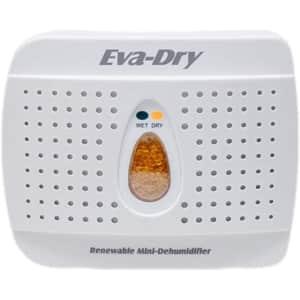Eva-Dry Renewable Mini Dehumidifier for $15