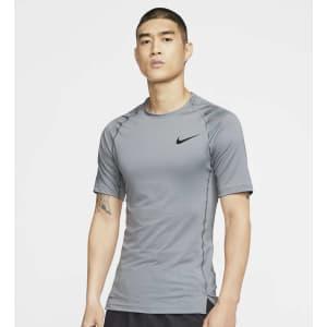 Nike Men's Pro Shirt for $20