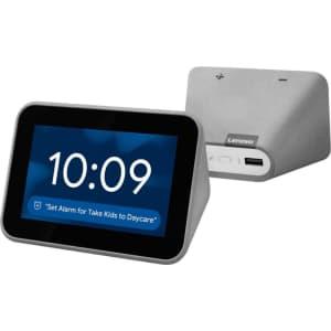 Lenovo Smart Clock for $49