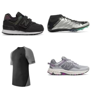 Final Markdowns at Joe's New Balance Outlet: Up to 70% off