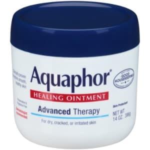 Aquaphor Advanced Therapy Healing 14-oz. Ointment for $12 via Sub & Save