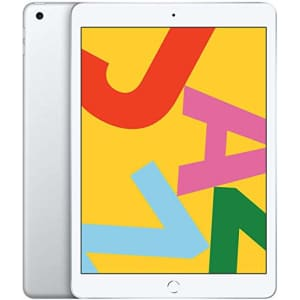 "Apple iPad 10.2"" 128GB Tablet (2020) for $395"