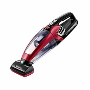 BISSELL AutoMate Lithium Ion Cordless Handheld car Vacuum, 2284W, Red for $126