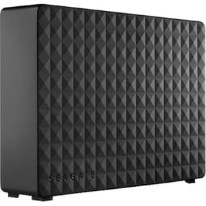 Seagate Expansion 12TB USB 3.0 External Desktop Hard Drive for $200