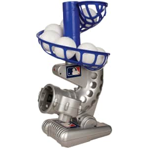 Franklin Sports MLB Electronic Baseball Pitching Machine for $29