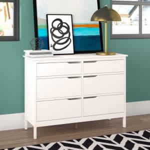 Top Dressers at Wayfair: under $350