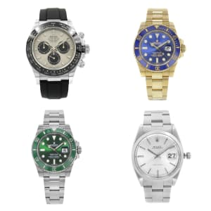 Rolex Watches at eBay: Up to 30% off
