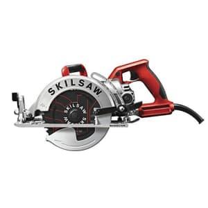 "Skilsaw 15-Amp 7.25"" Lightweight Worm Drive Circular Saw for $199"