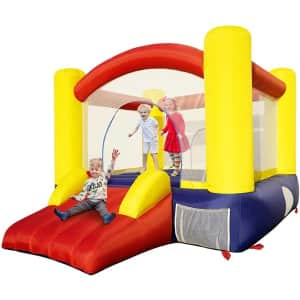 Fumile Inflatable Bounce House for $128