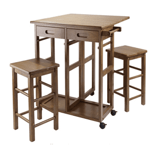 Winsome Wood Suzanne 3-Piece Space Saver Set for $213