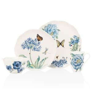 Lenox Butterfly Meadow Dinnerware at Macy's: 50% off