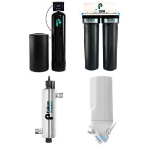 Water Filtration, Treatment, and Coolers at Home Depot: Up to 42% off