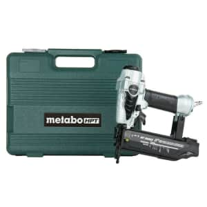 """Metabo HPT 18-Gauge 2"""" Brad Nailer Kit for $43"""