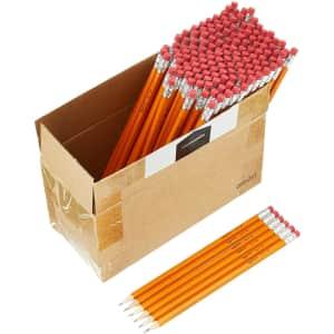 Amazon Basics #2 HB Woodcased Pencils 150-Pack for $12