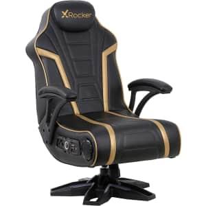 X Rocker Trident Pedestal 4.1 Wireless Gaming Chair for $330