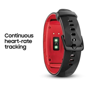 Samsung Gear Fit 2 Pro SM-R365NZRNXAR small Smart fitness band for $301