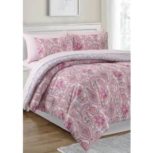 6- or 7-Piece Comforter Sets at Belk: for $39